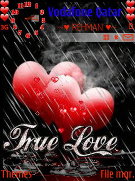 mobile themes of love free mobile themes mobile themes nokia mobile theme