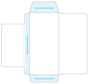 Ticket Envelope Template by Bank Deposit Jewelry Envelope Template Western States