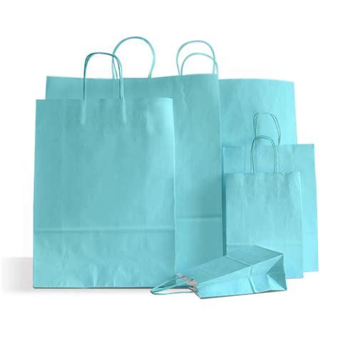 light blue paper gift bags light blue paper carrier bag