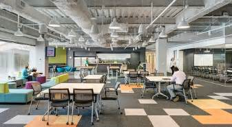 Open Concept Office Floor Plans by An Open Office Experiment That Actually Worked