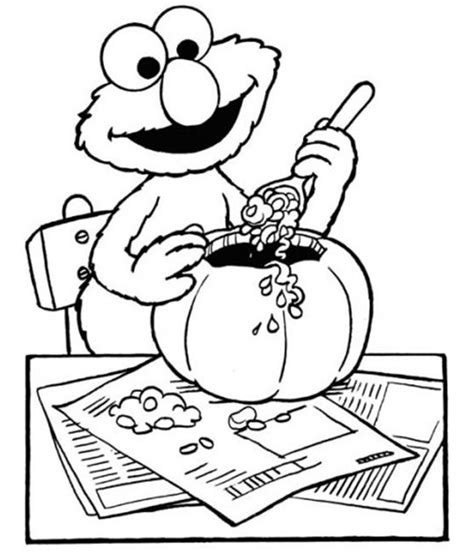elmo halloween coloring pages print 24 free halloween coloring pages for kids honey lime