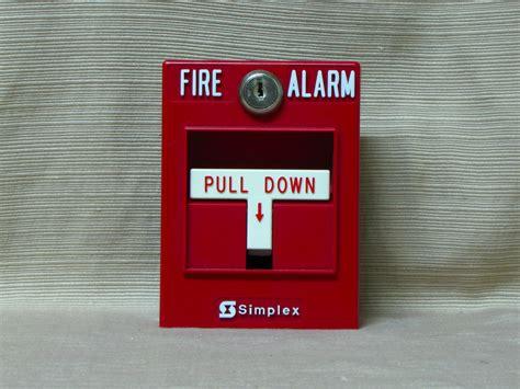 Alarm Simplex the schumin web 187 simplex 2099 9795