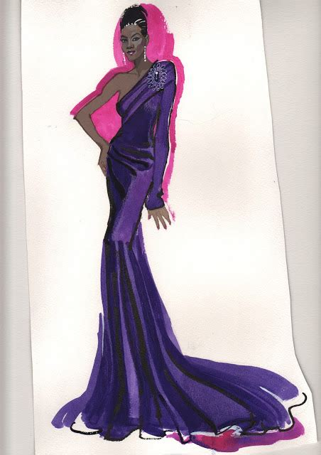 fashion illustration velvet i will be posting a new fashion illustration several times monthly january 2013
