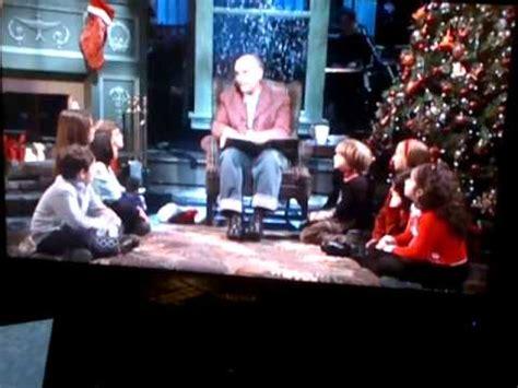 john malkovich night before christmas john malkovich reads the night before christmas snl youtube