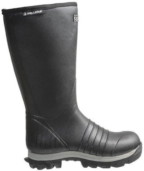 skellerup quatro s 16 quot rubber muck boot insulated