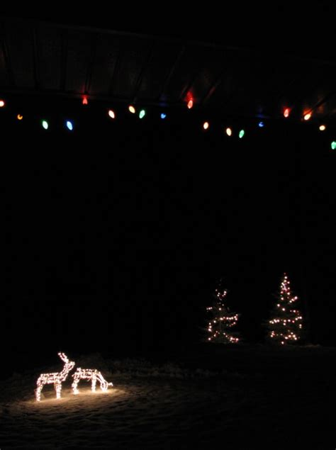 where to find christmas light displays in vernon infonews
