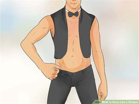 Dress Striper 3 ways to dress like a wikihow
