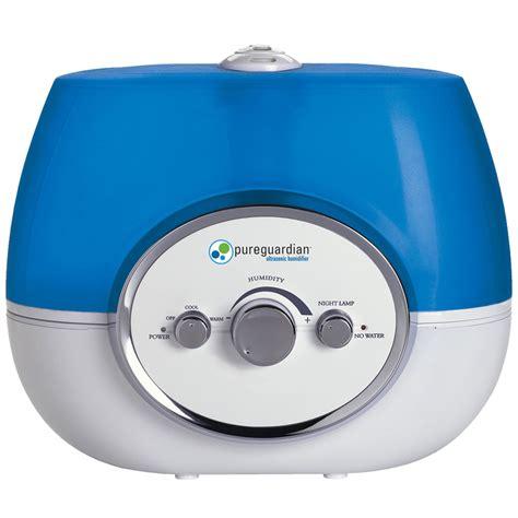 pureguardian ultrasonic humidifier reviews  report