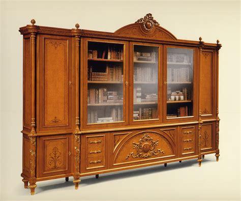 librerie francesi libreria su misura stile francese esposizione artigiani