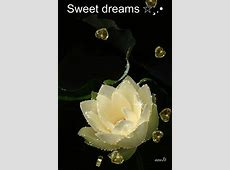 Good night flower gif 10 » GIF Images Download G Alphabet Wallpapers