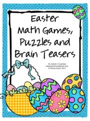 valentines day math puzzles and brain teasers