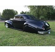 1940 Mercury Coupe Kustom Custom Leadsled Tail Dragger Merc Ford Chevy