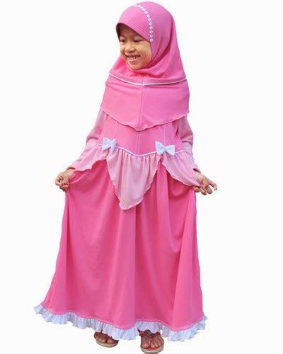 Gamis Bagus Pink tips memilih model gamis anak yang bagus