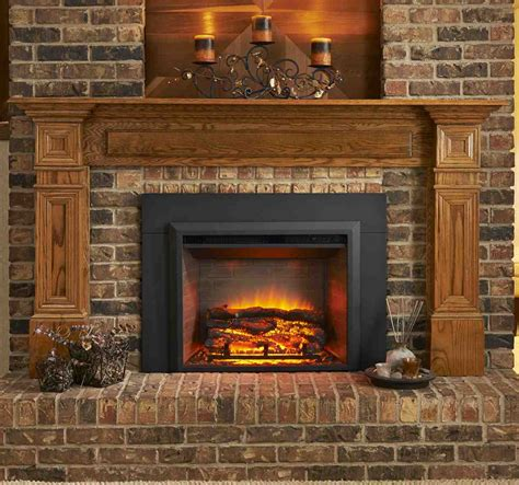 Outdoor Fireplace Electric by Fireplace Electric Insert Home Design Ideas