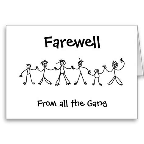 going away card template free farewell free clip free clip on