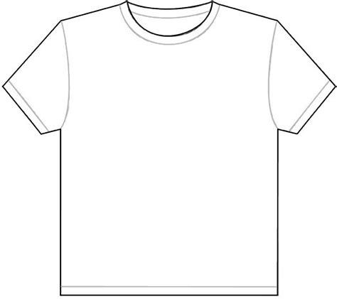 Drawing T Shirt Outline by Elahelps Interest Inventory
