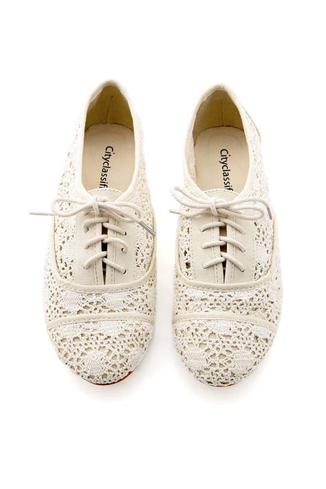 crochet oxford shoes crochet oxford flats trendy shoes at from pink shoes