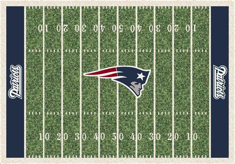 Patriots Area Rug New Patriots Rug