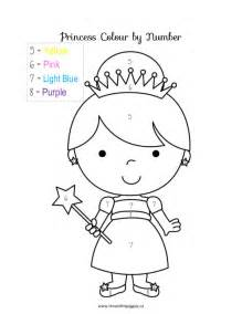 color by number preschool coloring pages preschool number coloring pages az