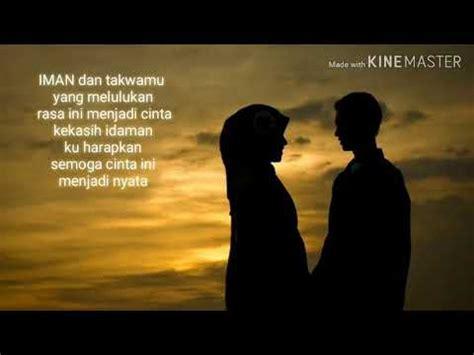 story wa romantis islami youtube