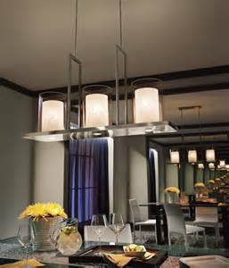 Kichler Dining Room Lighting Kichler Lighting 42548clp Triad Classic Pewter Island Light Contemporary Dining Room