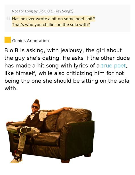 sofa song lyrics has he ever wrote a hit on some poet shit not for long