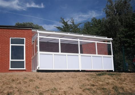 Wall Mounted Awnings Canopies Hillside Primary School Wall Mounted Canopy Bromley
