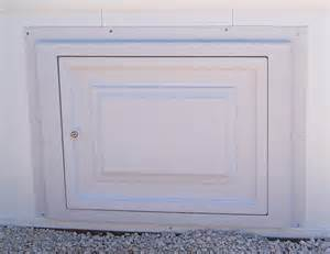 crawl space access doors e z access crawl space door mobile homes winnipeg