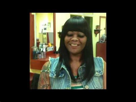 marvin hayes two toned bobs inverted quick weave bob nicky minaj quot inspired quot stylist