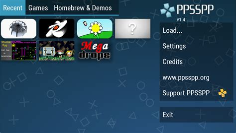 ppsspp roms for android ppsspp psp emulator apk for android aptoide