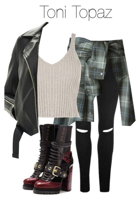 toni topaz riverdale casual school outfits fashion