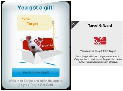 Target Iphone Gift Card - free 2 target gift card for iphone and android users