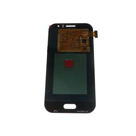 Lcd Samsung J110 J1 Ace Touchscreen Black Grade A glass touch screen and lcd assembled black for samsung