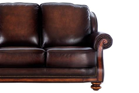 soho leather sofa soho leather sofa loveseat chair at gardner white