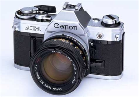 retro thing: canon 'freezes' development of new film cameras