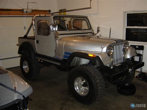 cj jeep 81 jeep cj 7 for sale