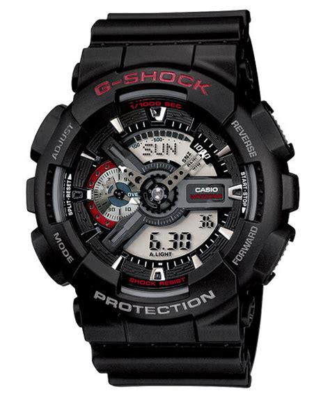 Casio G Shock Ga 110c 1a Hitam tokeikan rakuten global market casio g shock ga 110