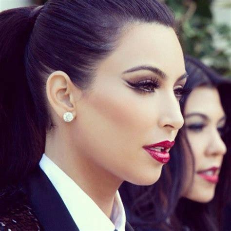 kim kardashian glam makeup 358 best ideas about make up hair glam on pinterest