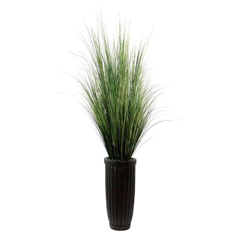 7 ft high end realistic silk grass