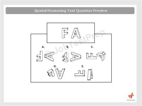 design engineer aptitude test spatial reasoning test exles online practice and