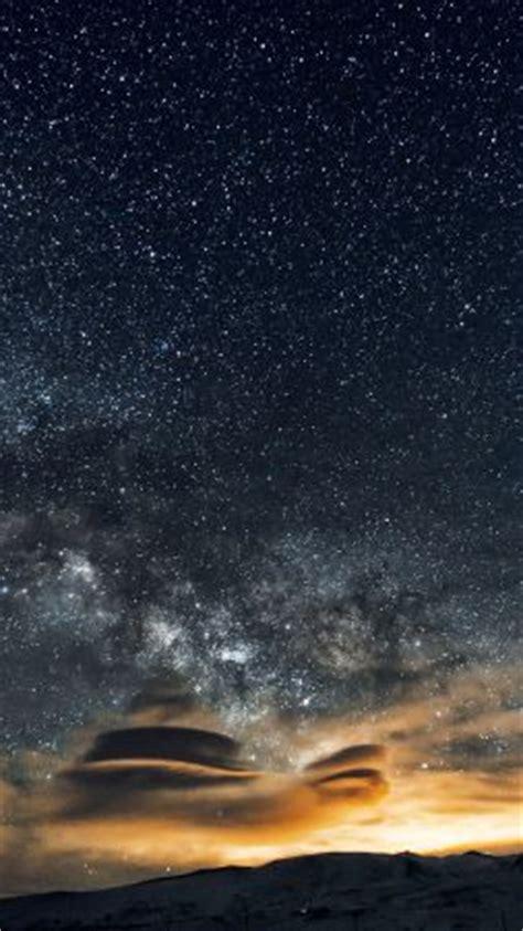 wallpaper night sky, 5k, 4k wallpaper, stars, mountains