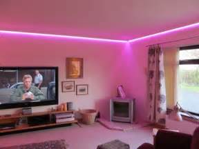 led beleuchtung wohnzimmer ideen stunning false ceiling led lights and wall lighting for
