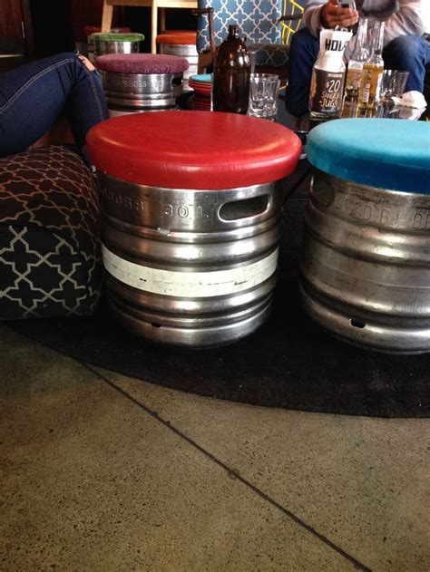 The 25  best Keg table ideas on Pinterest   Diy keg