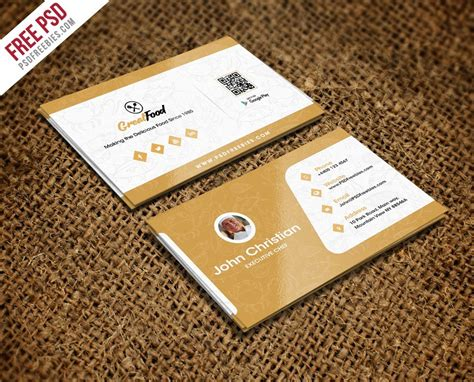 free photoshop psd card templates photoshop business card template tryprodermagenix org