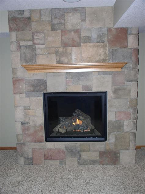 Installing Cultured Fireplace by Fireplace Installation