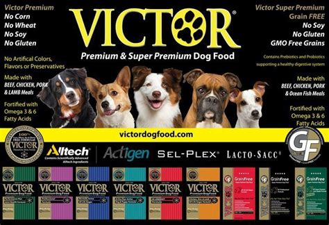 victor food review victor food review coupons ingredients nutrition and user reviews certapet