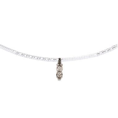 Kalung Emas Putih Perhiasan 75 Fashion Gold Originall jual emas gold gloria eno 5b 020 liontin berlian emas putih model mata owl harga