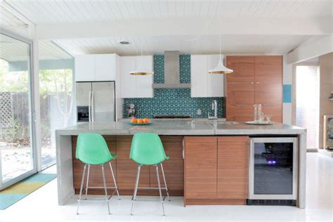 mid century modern kitchens 16 charming mid century kitchen designs that will take you