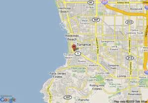 map of palos verdes inn redondo