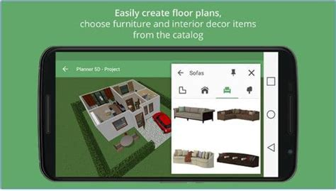 aplikasi desain rumah  android planner  interior
